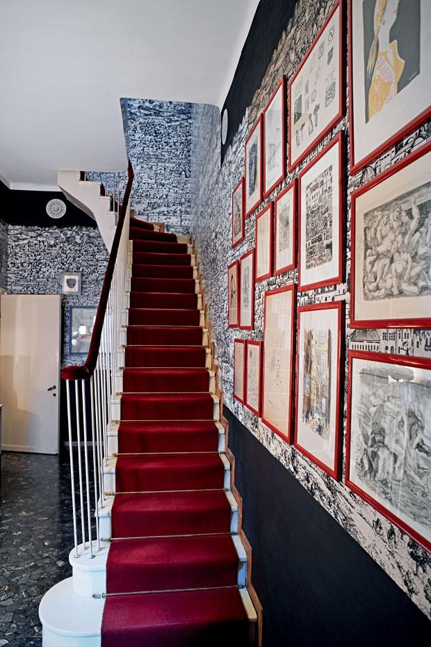 Casa Fornasetti (Foto: Andrea Ferrari)