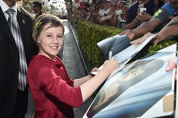Ruby Barnhill (Foto: Getty Images)