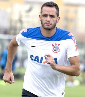 Renato Augusto no treino do Corinthians (Foto: Daniel Augusto Jr. / Agência Corinthians)