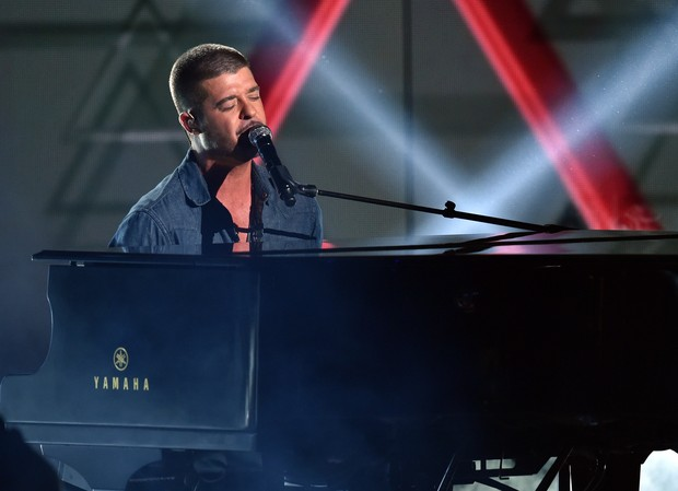 Robin Thicke (Foto: KEVIN WINTER / GETTY IMAGES NORTH AMERICA / AFP)