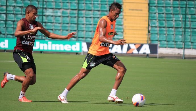 marcão dener figueirense (Foto: Luiz Henrique / FFC)