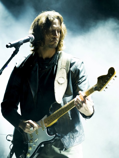 Gui (Vladimir Brichta) será um roqueiro em 'Rock Story' (Foto: GLOBO/César Alves)