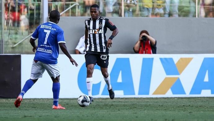 Robinho Atlético x URT (Foto: Bruno Cantini/ Flickr Atlético-MG)