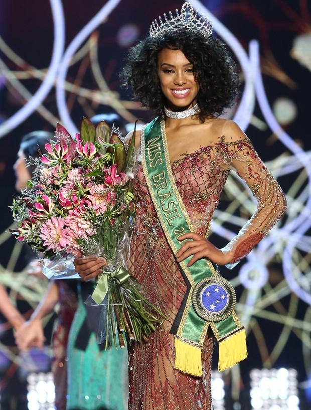 Miss Paraná (Foto: AG News)