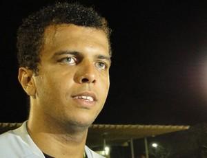 Giovanni, goleiro do Atlético-MG (Foto: Fernando Martins/Globoesporte.com)