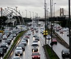Em SP, mortes no trânsito caem pela metade (Newton Menezes/Futura Press/Estadão Conteúdo)