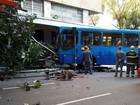 Acidente no Centro de BH deixa 2 mortos (Batalhão de Trânsito da Polícia Militar / Divulgação)