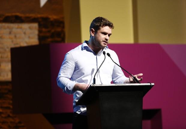 Fernando Cymrot, cofundador do Canal da Peça (Foto: Ricardo Cardoso/Editora Globo)