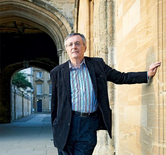 John Gray, um dos maiores filósofos  (Foto: Geraint Lewis/Rex Features/Glow Images)
