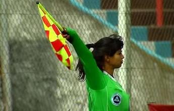 Bandeirinha é agredida e denuncia atleta da quarta divisão da Argentina