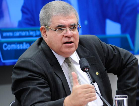 O deputado Carlos Marun (Foto:  LUCIO BERNARDO JR//Agência Câmara)