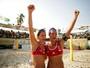 Major de Hamburgo fecha ranking do vôlei de praia para a Olimpíada do Rio