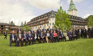 G7 encerra reunião com compromisso sobre mudanças climáticas