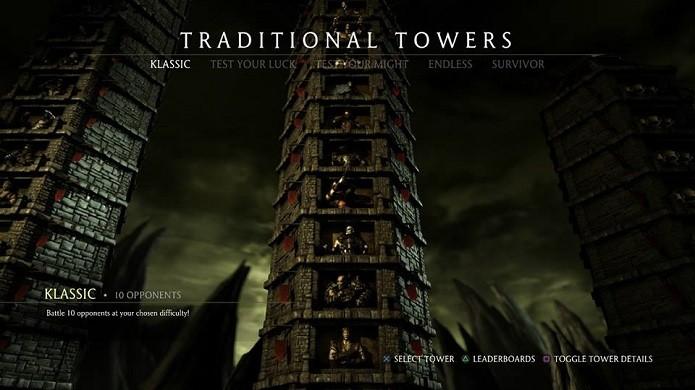 Torre Tradicional tem desafios já conhecidos dos Kombatentes (Foto: Reprodução/Thiago Barros)