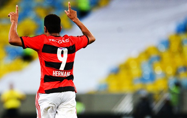 Flamengo Hernane (Foto: Getty Images)
