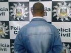 Preso suspeito de exploração sexual (Divulgação/Polícia Civil)