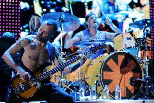 Flea, do Red Hot Chilli Peppers (Foto: Getty Images)