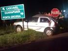 Três pessoas morrem em acidente em trecho da BR-277, em Guarapuava