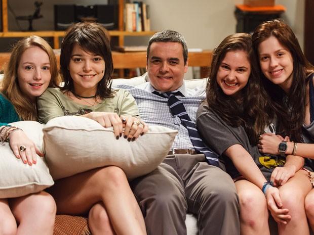 Cena de 'Confissões de adolescente – o filme' (Foto: Divulgação)