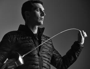 Renzo Agresta vira modelo (Foto: Daniel Mattar/VR)