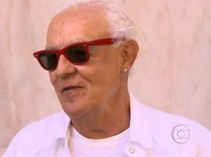 O ator Ney Latorraca (Foto: Reprodução TV Globo)