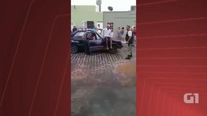 Falsos doentes são flagrados por policiais em cidade na Bahia