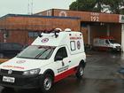 Ambulâncias e falta de material geram queixas (Reprodução/EPTV)