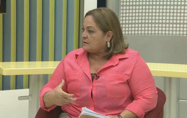 Defensora pública, Lucia Andrade, foi a convidada da semana para discutir o assunto (Foto: Bom Dia Amazônia)