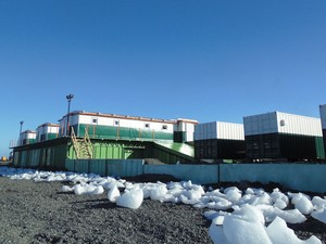 Marinha suspende licitação para construir estação na Antártica