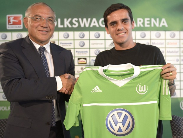 fagner WOLFSBURG  (Foto: EFE)