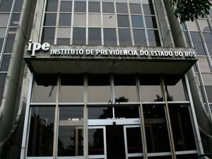 Ipe ipergs instituto de previdência do estado do rio grande do sul (Foto: Humberto Alencastro)
