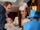 Casal real vai levar príncipe George para Nova Zelândia e Austrália, diz site
