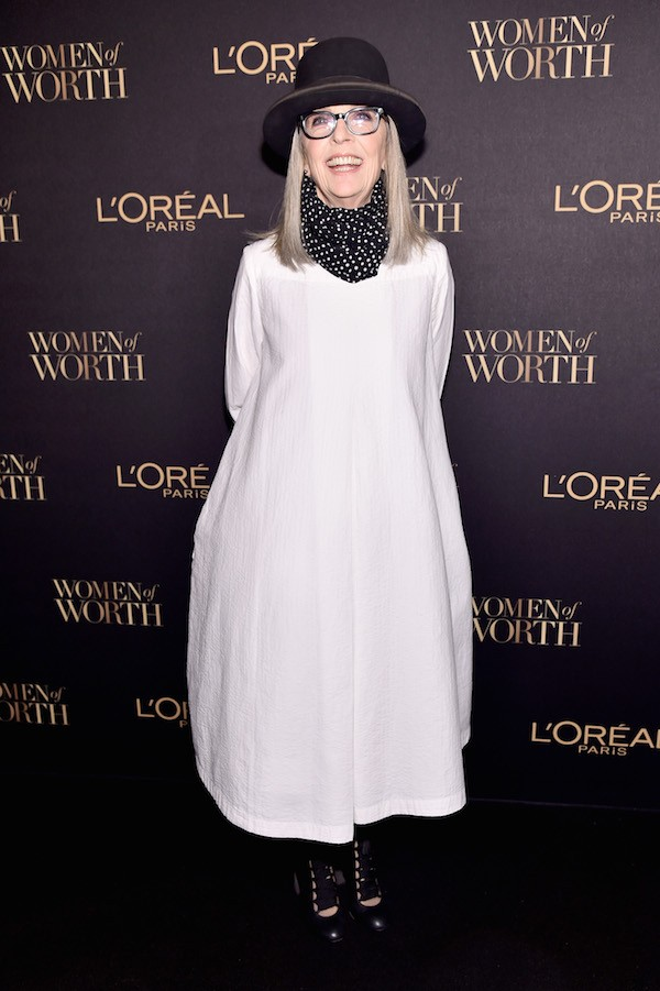 A atriz Diane Keaton (Foto: Getty Images)