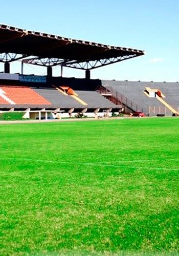 estadio olímpico cascavel grêmio (Foto: Divulgação)