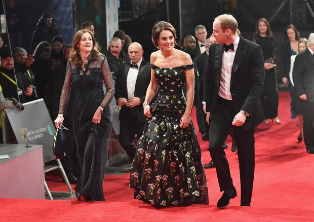Kate Middleton e WIlliam  (Foto: Getty Images)