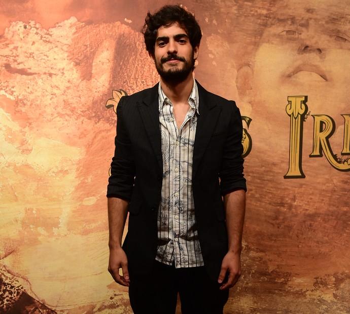 Bruno Anacleto é natural de Rondônia (Foto: Globo/ João Cotta)
