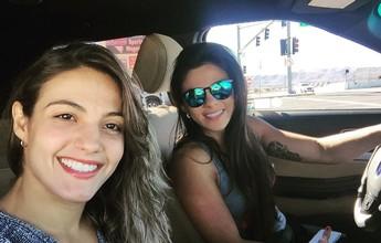 """Empolgada com UFC, Poliana Botelho diz: """"Nem olhei a quantidade de lutas"""""""