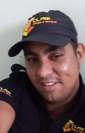 Vigilante foi baleado no peito no começo da noite (Foto: Divulgação / PM-MA)
