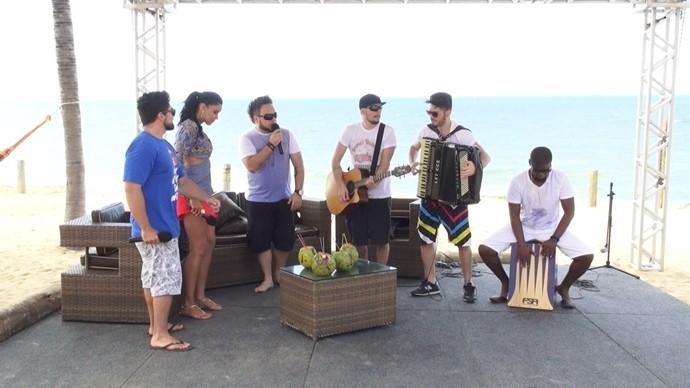 Edição especial de julho se despede ao som do cantor sertanejo. (Foto: Se Liga VM)