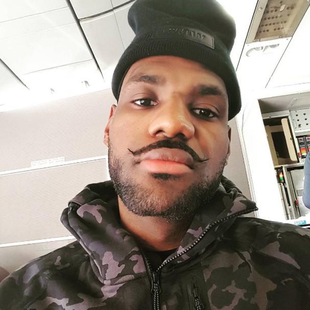 LeBron James (Foto: Instagram/Reprodução)