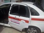 'Parei e começaram a atirar', diz taxista que teve 3 passageiros mortos no RN