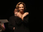 Laura Cardoso fala sobre beijo gay em 'Babilônia': 'Faria, claro'