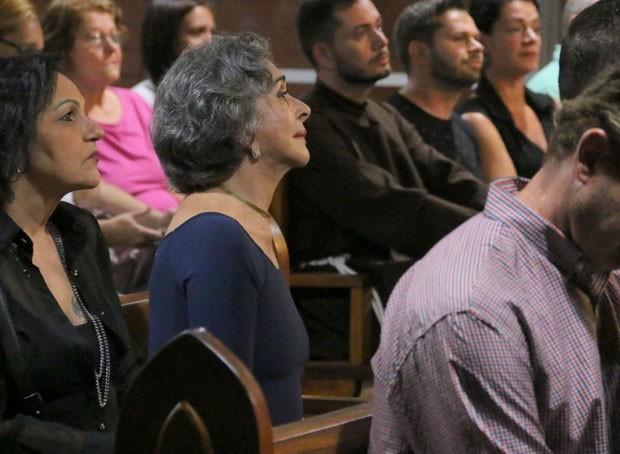 Betty Faria (Foto: Daniel Pinheiro e Rogério Fidalgo/AgNews)
