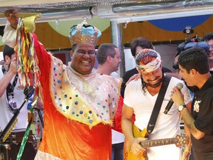 abertura rei momo (Foto: Edgar de Souza/Divulgação)