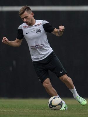 Lucas Lima Santos (Foto: Divulgação / Santos FC)