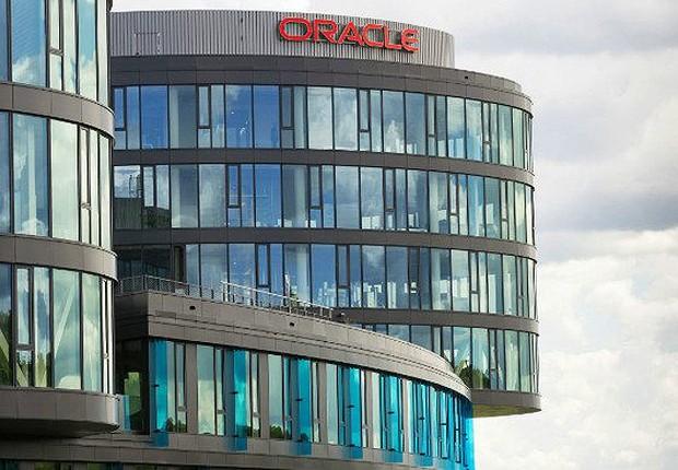 Campus da Oracle em Redwood City, California (Foto: Robert Galbraith/Arquivo/Reuters)