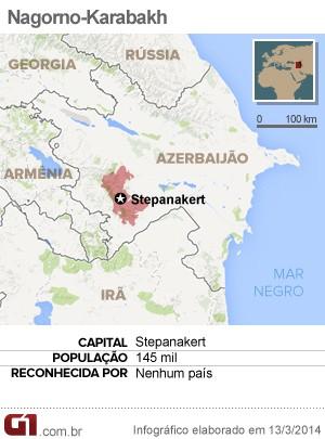 mapa crimeia (Foto: Arte/G1)