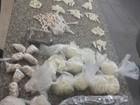 Dupla é detida em flagrante por tráfico de drogas em São Vicente, SP