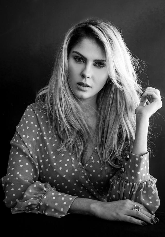 Bárbara Evans (Foto: Marcio Carvalho)