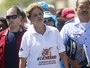 Lula é 'objeto de grande injustiça', afirma Dilma (Ricardo Moraes/ Reuters)
